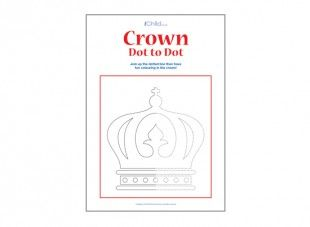 Join in the dots and colour in the crown a fun activity to join in the dots and colour in the crown a fun activity to celebrate the queens 90th birthday thecheapjerseys Images