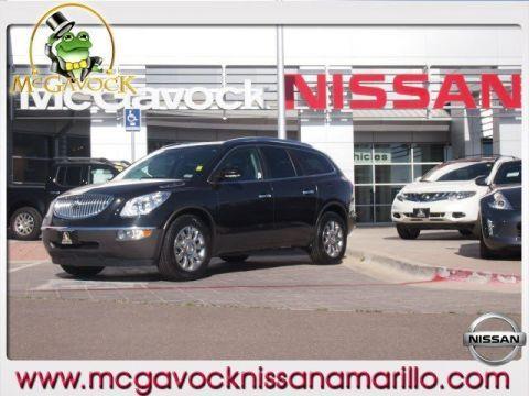 2011 Buick Enclave CXL 2 McGavock Nissan Amarillo Mileage: 46130  Transmission: Automatic Exterior