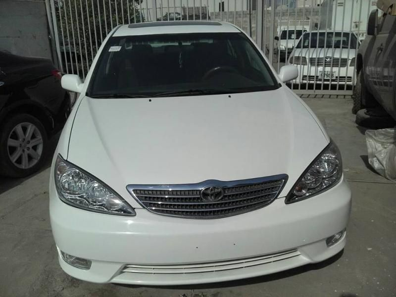 Buy used 2006 Toyota Camry petrol with full option USA https ...
