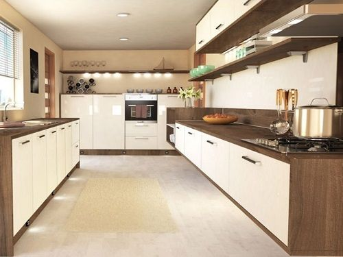 Contemporary Kitchen Design Ideas 2013 Doorlopend Frame Inside
