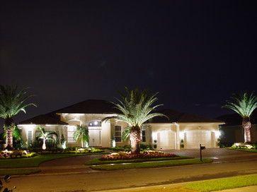Tropical Frontyard Tropical Landscape Miami Jc Enterprise