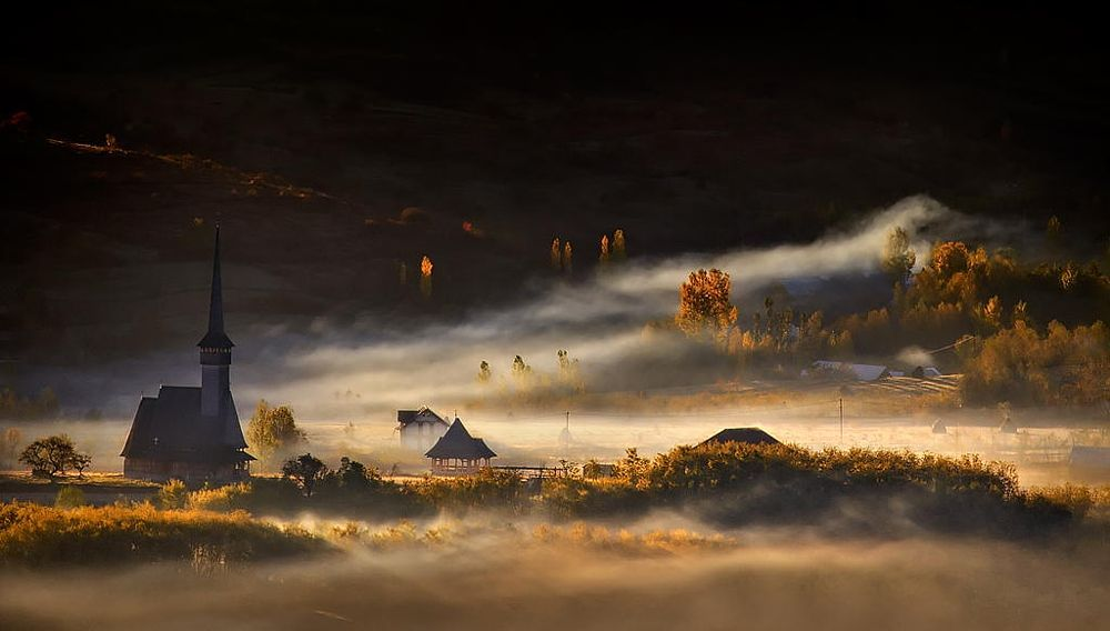 Autumn morning story by Claudiu Guraliuc on 500px