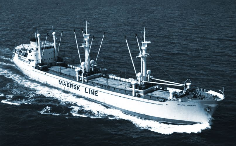 Hulda Maersk
