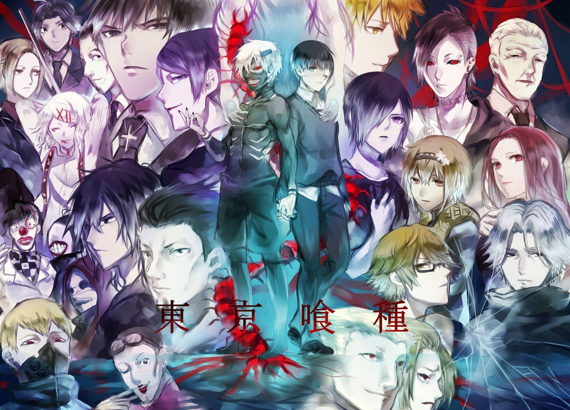 2000x1440 Tokyo Ghoul · download Tokyo Kushu image
