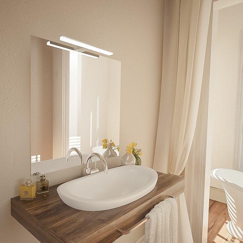 Spiegel Mit Leuchte Pandora Badezimmerspiegel Badspiegel