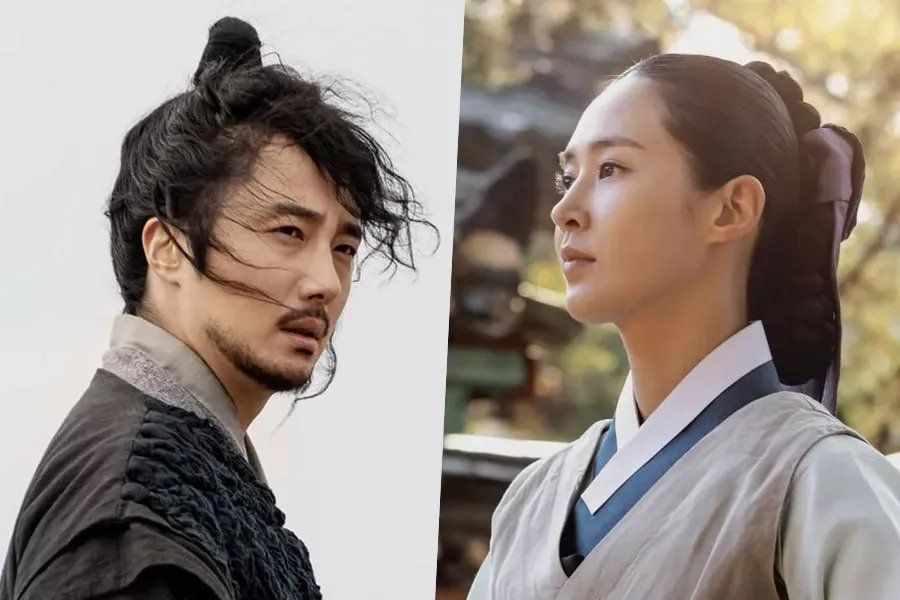 Jung Il Woo And Girls' Generation's Yuri Transform Into Their Downtrodden But Determined Characters For Historical Drama