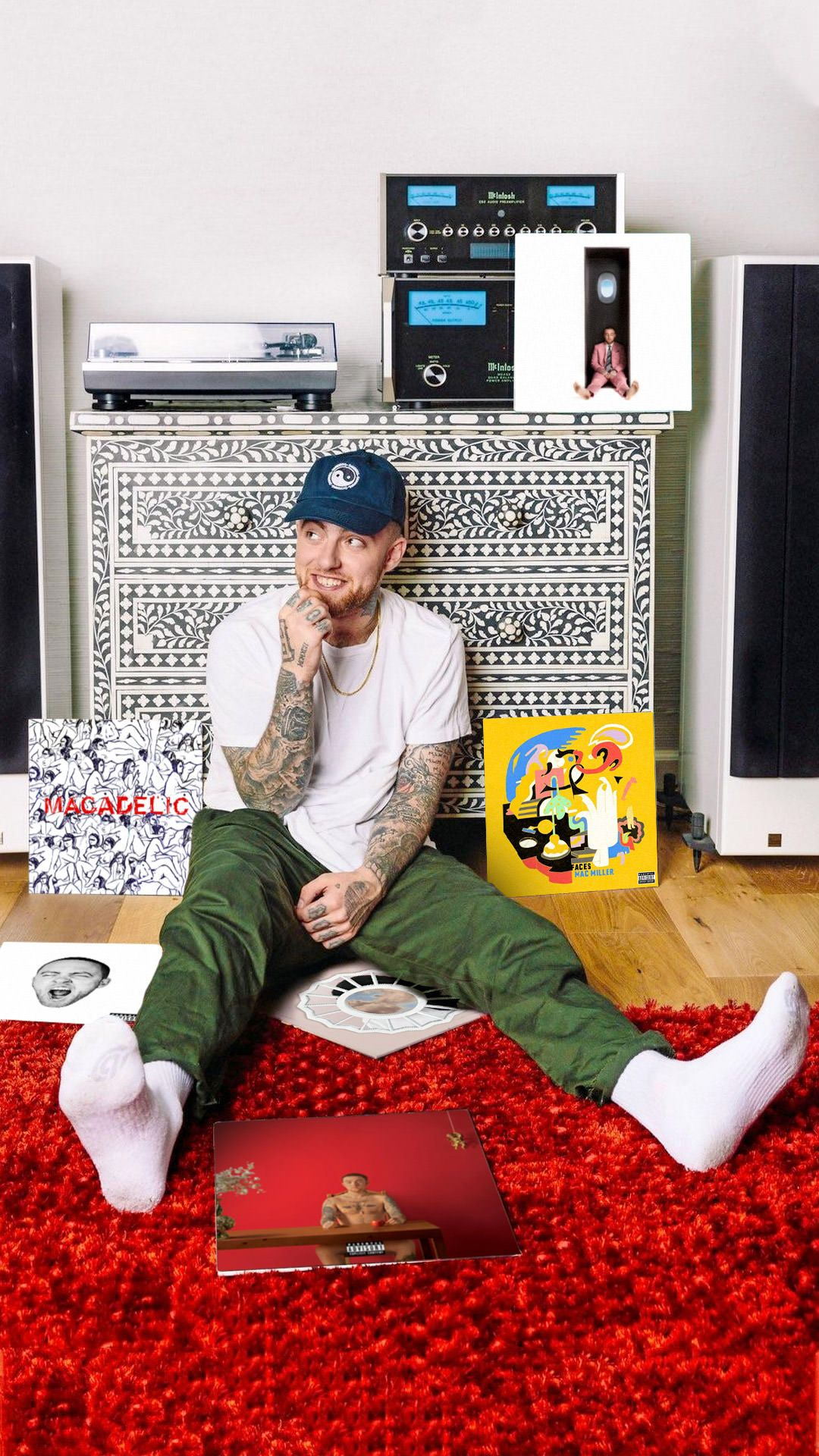 Mac Miller is the Face of HipHop for 2018 TIMELESS