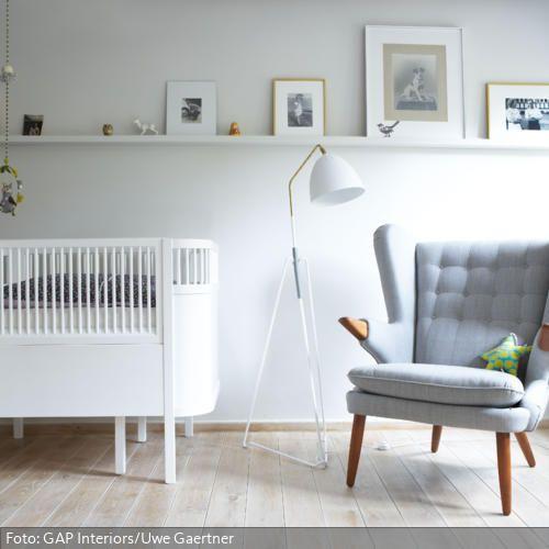 Ein Stylisches Möbel Sowohl Für Das Baby Als Auch Für Den Behüter: Das  Gitterbett