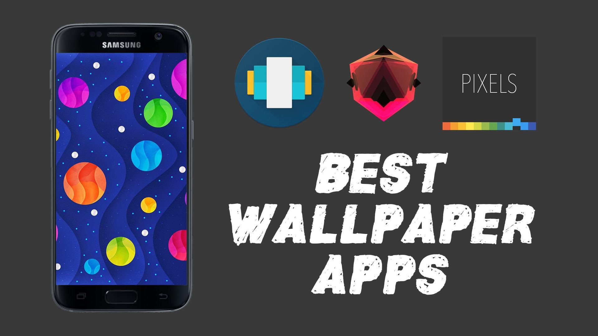 top 10 best wallpaper apps for android 2017