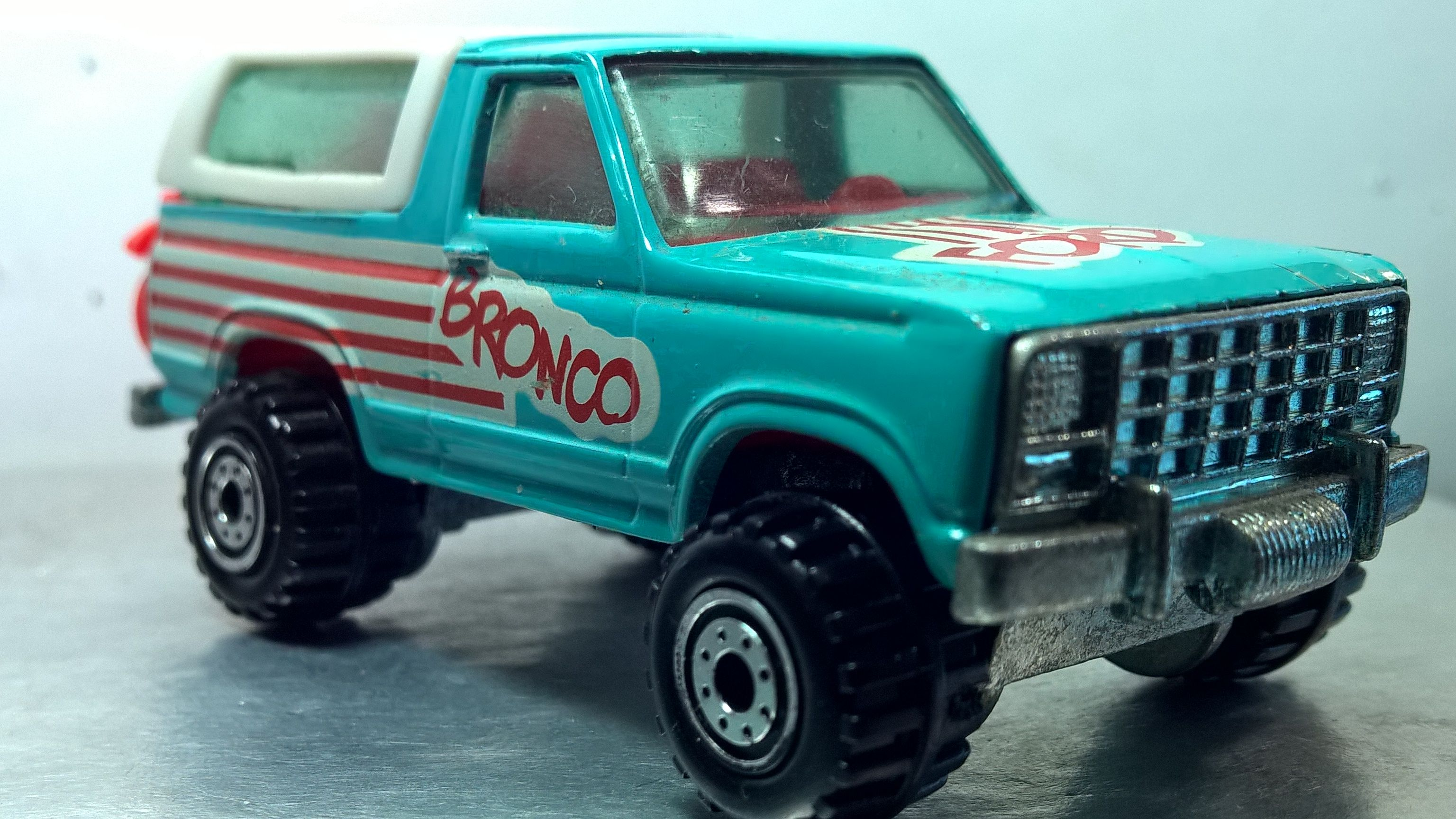 Hot Wheels Ford Bronco Collector 56 1989 With Images Hot