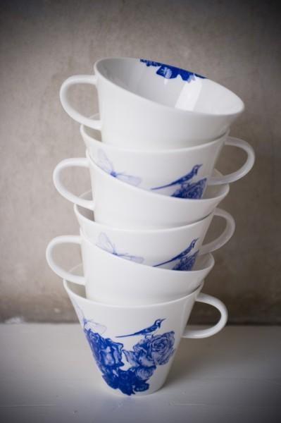 BLÅLOOS TEA CUP
