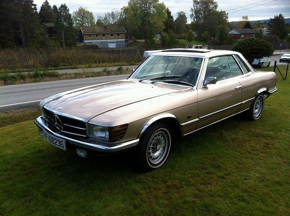 Mercedes-Benz SL 350 slc  1975, 108560 km, kr 70000,- -