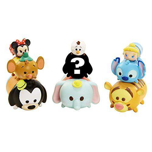 Goofy Disney Tsum Tsum Mystery Stack Pack Series 4 Vinyl Mini-Figure