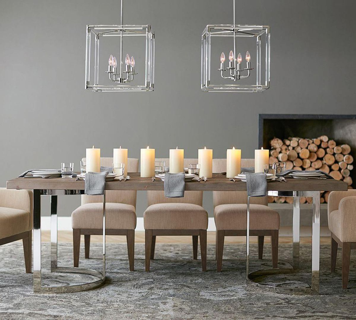 Pottery barn rectangular dining table - Durham Reclaimed Wood Fixed Dining Table Pottery Barn Au