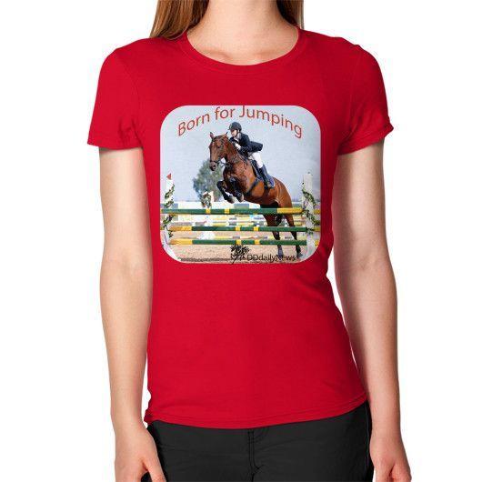 Equestrian Apparel - Female Jersey