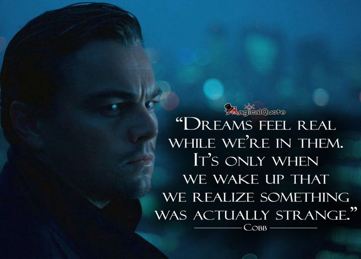 Inception Wallpaper With Quotes - Google Search