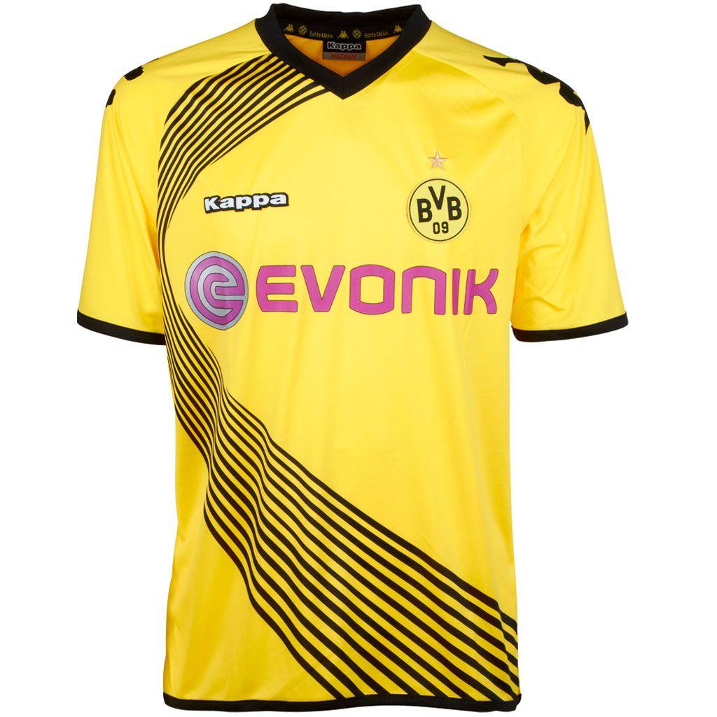 premium selection 11d25 95709 BVB Borussia Dortmund (Germany) - 2011/2012 Kappa Champions ...