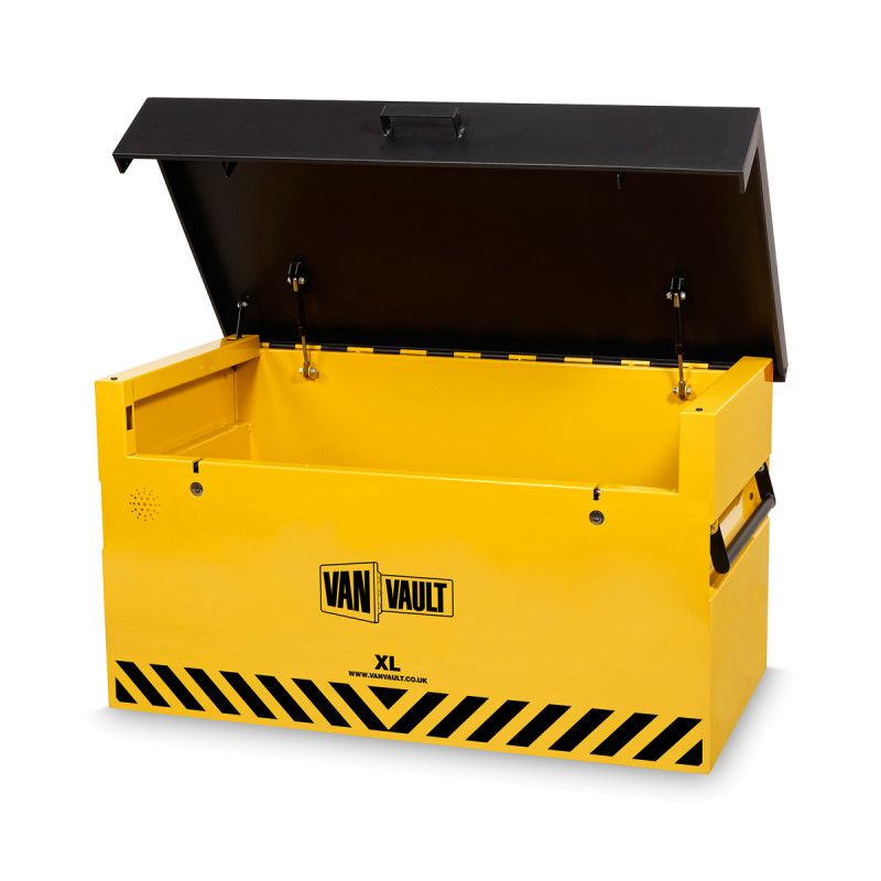 Van Vault XL | Commercial Vehicle Storage Boxes  sc 1 st  Pinterest & Van Vault XL | Commercial Vehicle Storage Boxes | Ideas for the ...