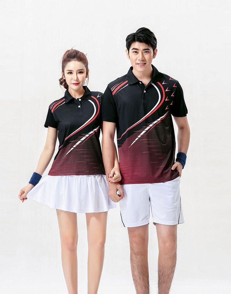 1 set Badminton set Men/Women Table Tennis quick dry Uniforms Sports clothes