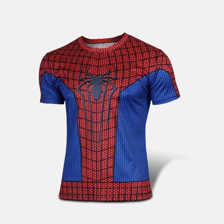 Spiderman 2 Compression Shirt