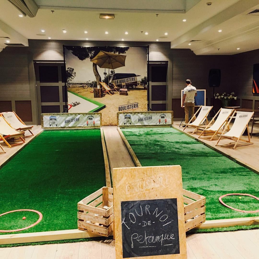 Ce soir on est à l'Hôtel Marriott à Nice ! | Petanque indoor • #Laboulisterie #petanqueindoor #petanqueeverywhere #pétanque #madeinfrance #instapetanque #petanquetime