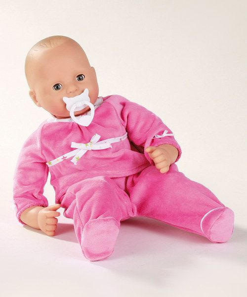 Look at this Pink Outfit 16.5'' Maxy Muffin Doll on #zulily today!
