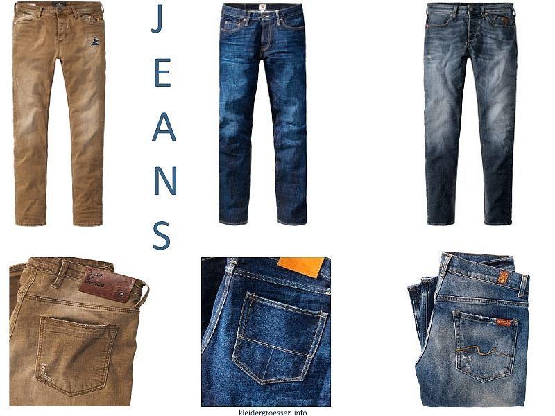 jeanshose | Grössen Ratgeber