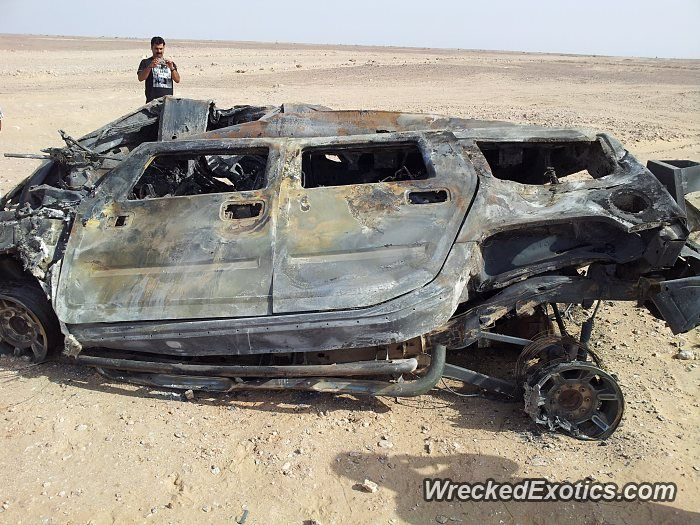 Hummer H2 crashed in Salalah, Oman | H2    | Hummer h2