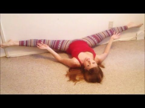 Try practicing your middle (straddle) splits and side splits against