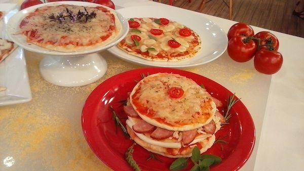 15/01 - Pizza de Frigideira | RedeTV! - Melhor Pra Você