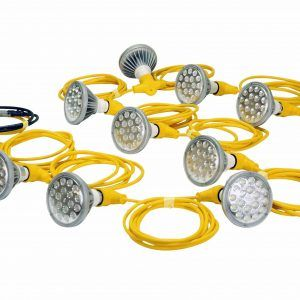 Construction Light String Beauteous Temporary Outdoor Construction Lighting  Httpnawazsharif Design Inspiration