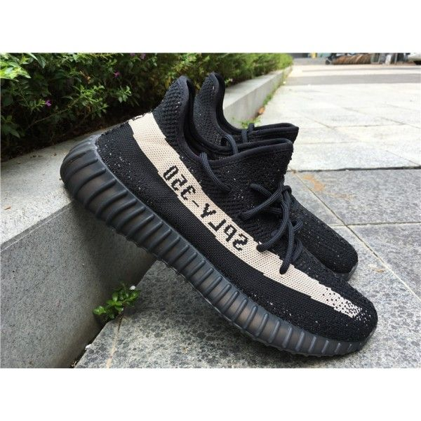 Adidas Originals Yeezy Boots 350 V2 SPLY Black White Stripe
