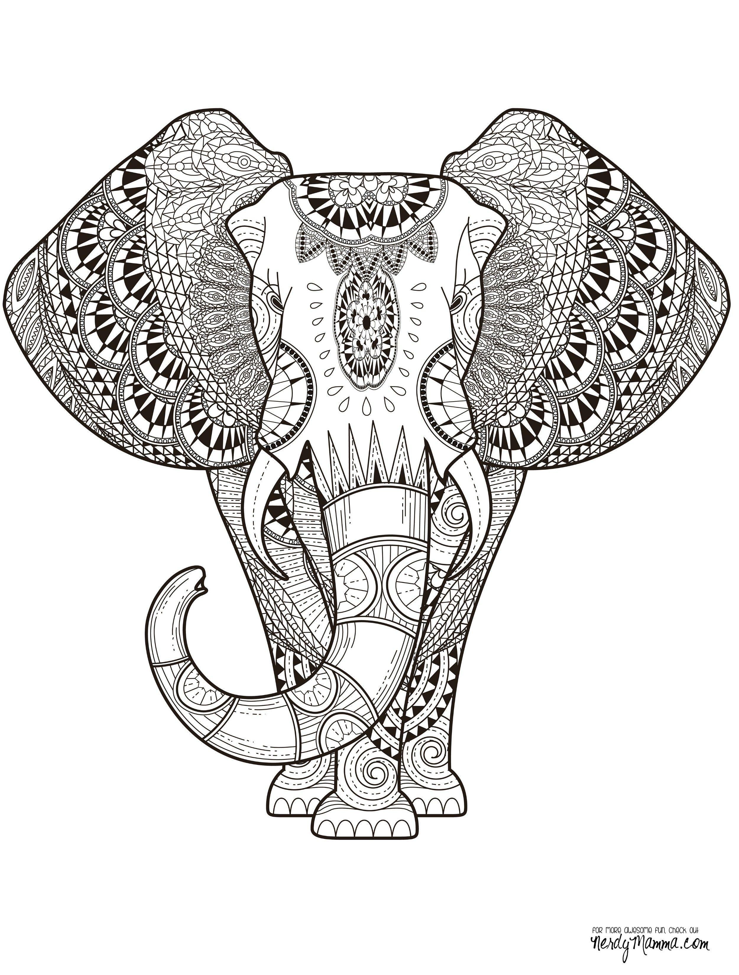 Animal Mandala Coloring Pages | Paisley coloring pages ... | colouring pages mandala animals