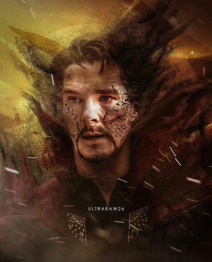 Resultado de imagen para dr strange it was the only way