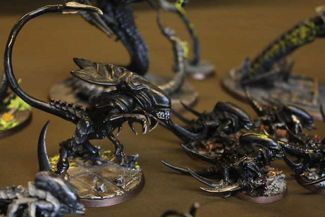 WAR HEAD: Hive Fleet Nostromo