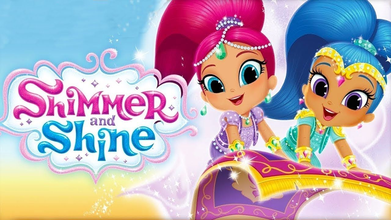 Shimmer and Shine Magical Genie Games for Children