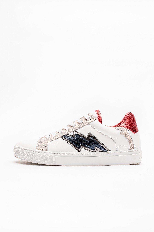 zadig et voltaire | Sneakers, Suede