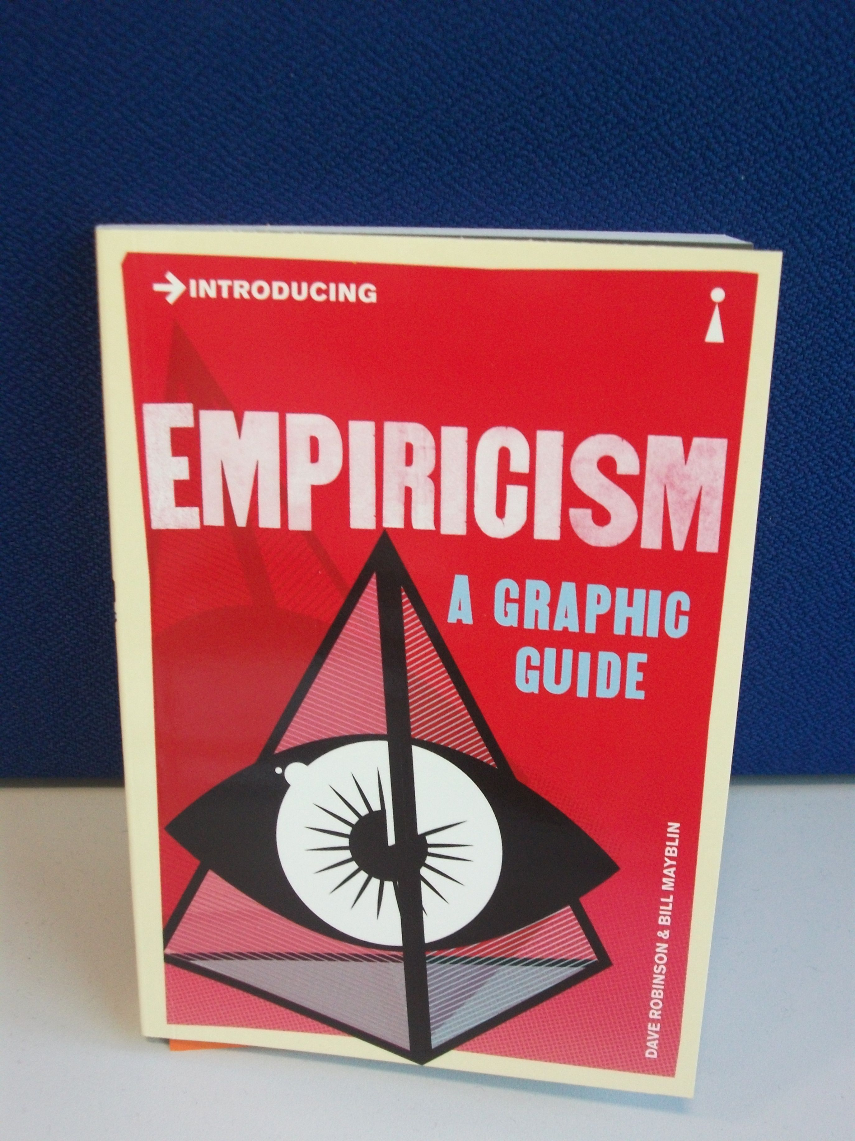Introducing Empiricism By Dave Robinson 2013 Philosophy Book Cover Notions