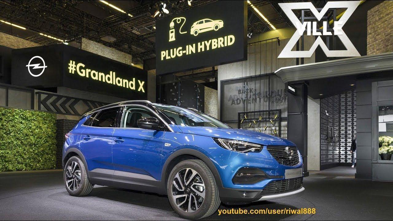 New Opel Grandland X Plug In Hybrid Phev Specs Information Hd Opel Hybrid Car Electric Cars