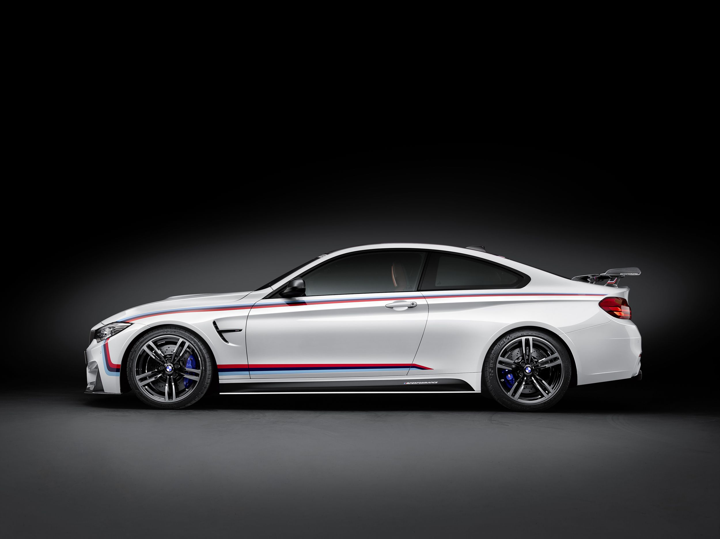Bmw Showcases M2 M4 With M Performance Parts At Sema With Images