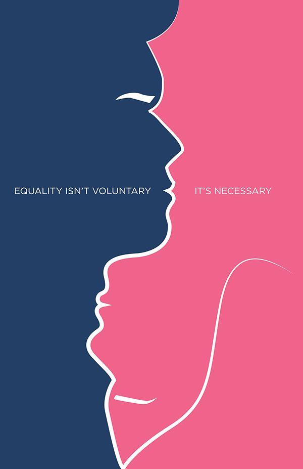 Print & Digital Production // Gender Equality on FIT Portfolios