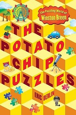 The Potato Chip Puzzles (The Puzzling World of Winston Breen) by Eric Berlin. Winston joins a team to try and solve puzzles in a contest to win money for their school. But they have to solve the mystery of who is sabotaging other teams first! http://tewksbury.mvlc.org/eg/opac/advanced