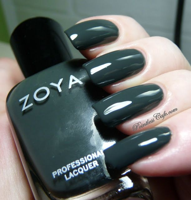 Zoya Noot - Designers Collection for NYFW 2012 - Swatches and Review
