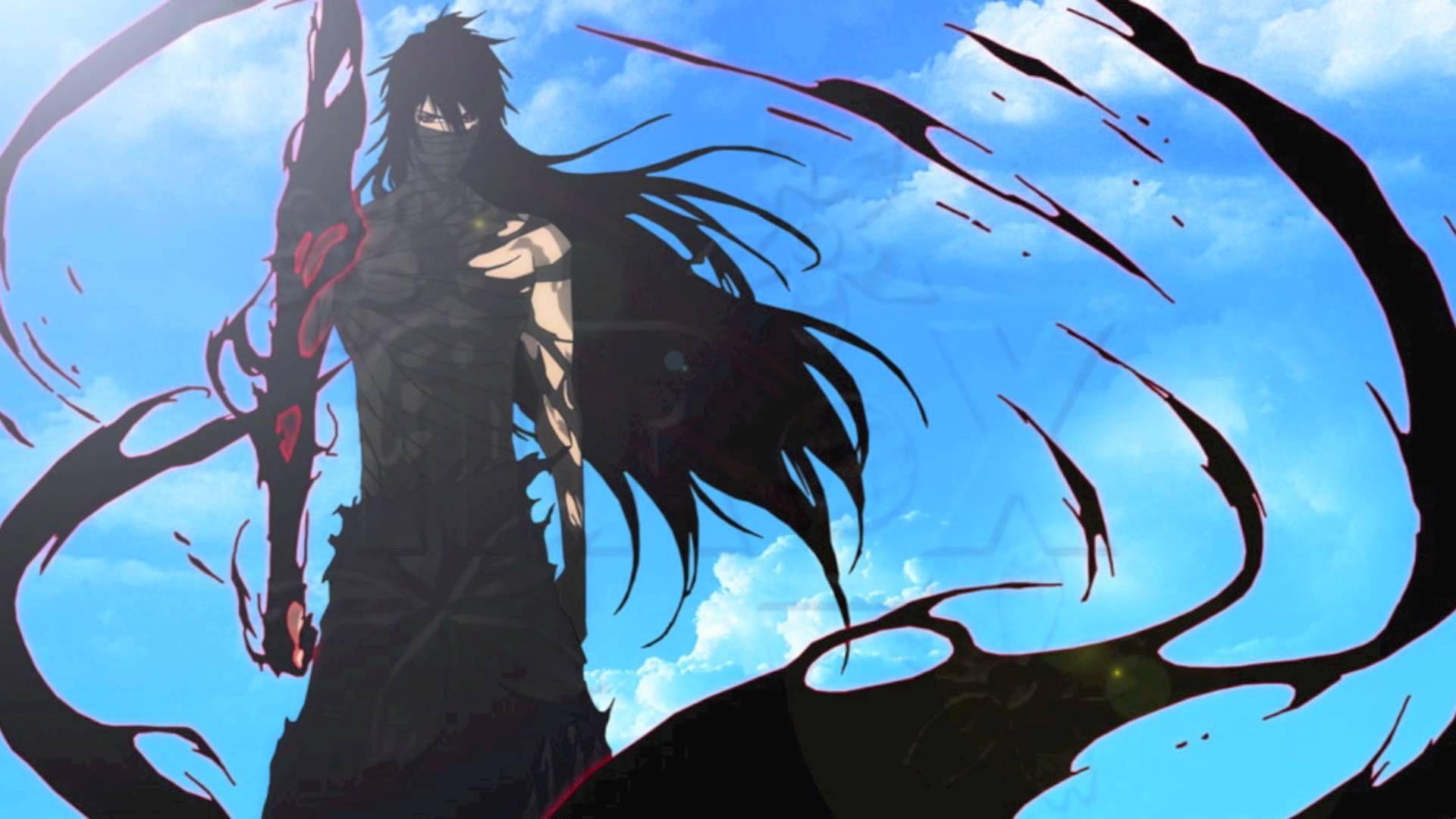 Ichigo Final Form Getsuga Tenshou Bleach Art Anime Anime Fantasy