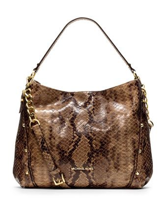 Michael Kors  Large Leigh Shoulder Bag.