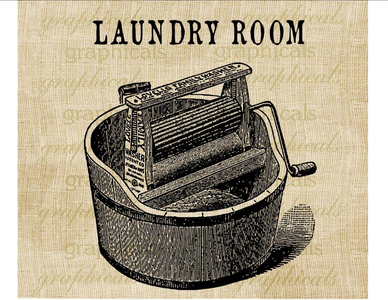 Vintage Laundry Room Signs Brilliant Vintage Laundry Room Sign Instant Digital Download Image For Iron Design Inspiration