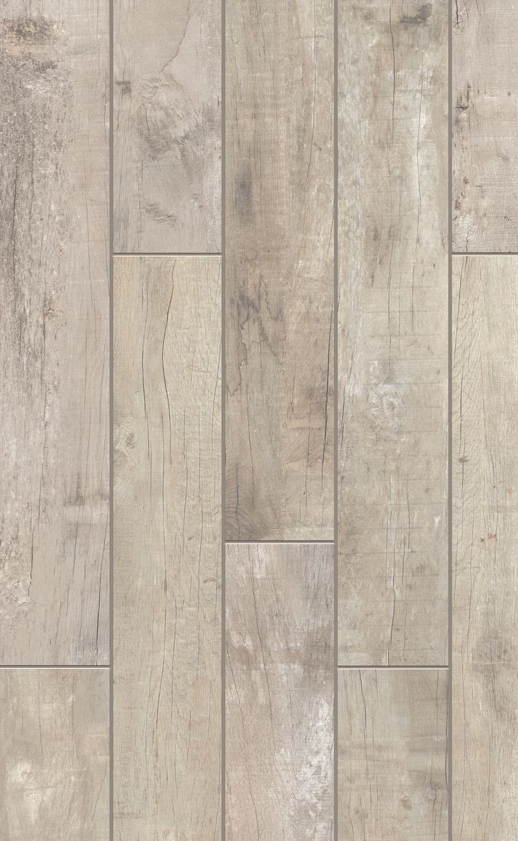 Style Selections Sahalee Natural 8 In X 48 In Glazed Porcelain Wood Look Tile Lowes Com Wood Look Tile Wood Look Tile Floor Porcelain Wood Tile