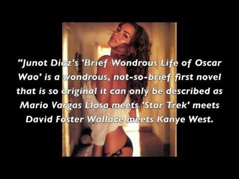 The Brief Wondrous Life of Oscar Wao Inspirational
