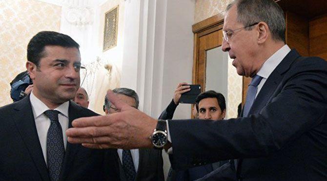 HDPu0027den u0027Rusyau0027 açıklaması -    wwwhabergaraj hdpden-rusya - invitation issued by the russian foreign ministry
