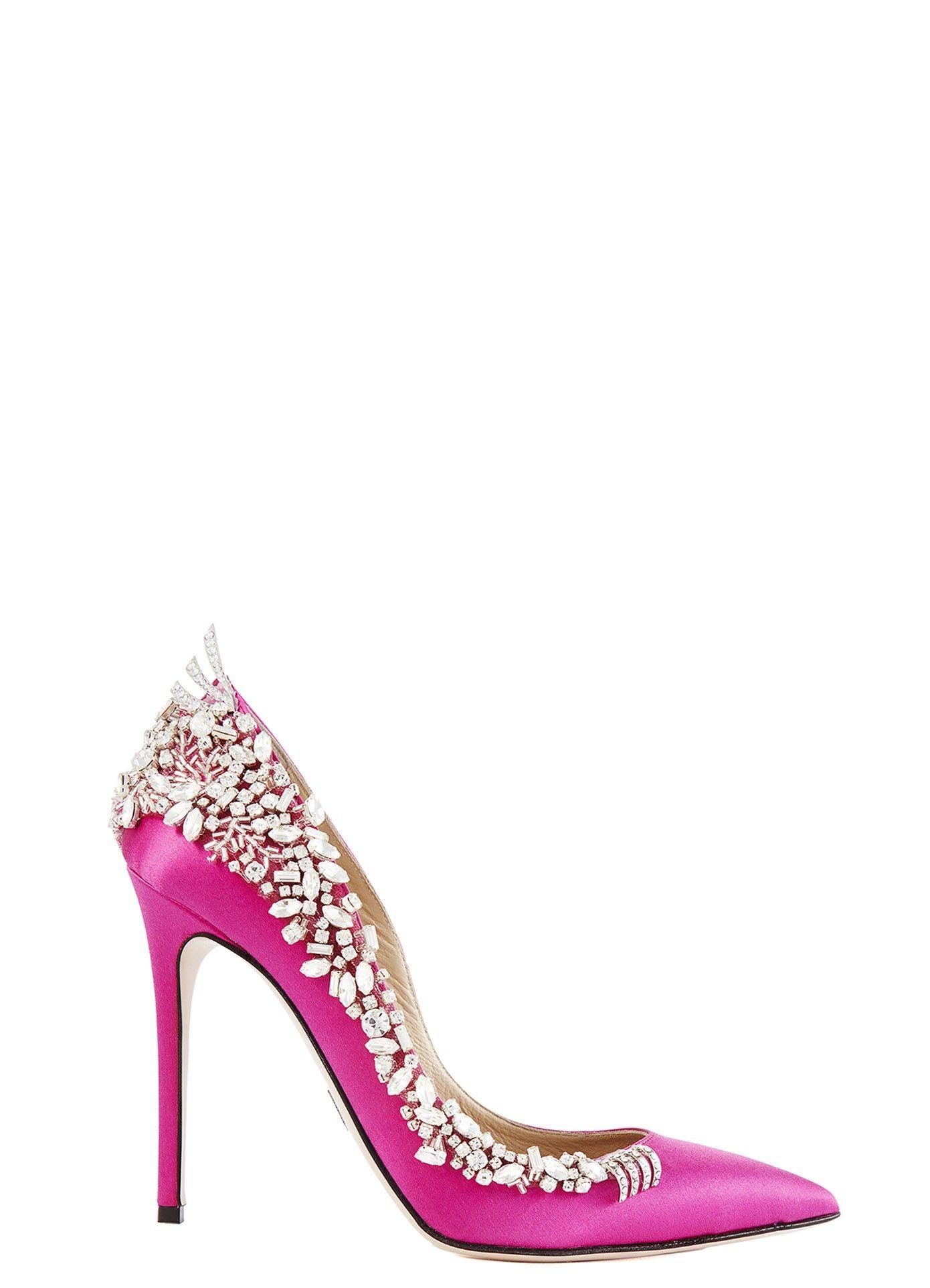 Red dress shoes for wedding  Zuhair Murad  The Little Glass Slipper  Pinterest  Zuhair murad